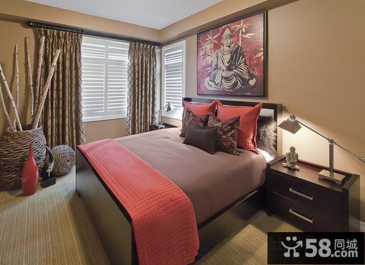 美式两室两厅装修