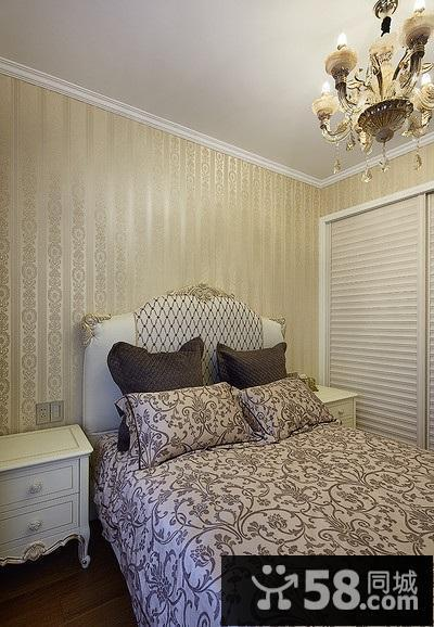 装修好的卧室