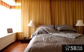 2013最新卧室窗帘装修效果图