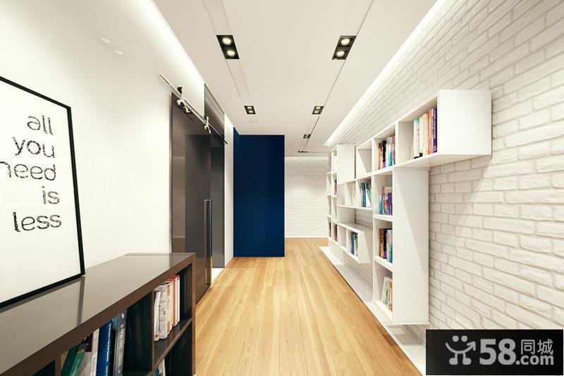 书房卧室设计效果图