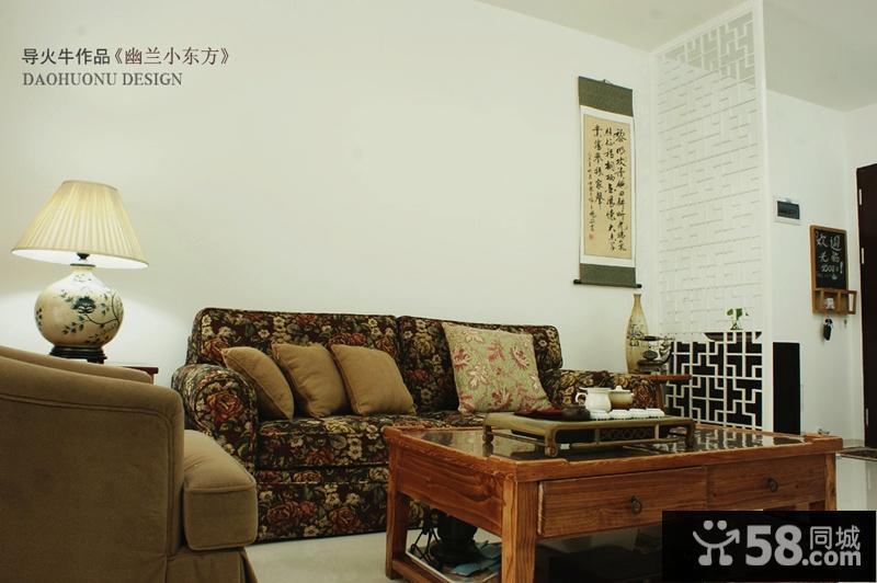 客厅装饰画3d