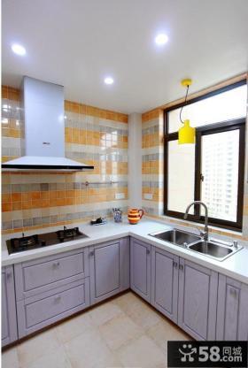 4平米厨房装修效果图