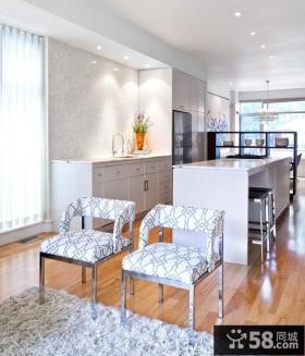 厨房装修效果图大全2012图片 简约风格厨房装修效果图