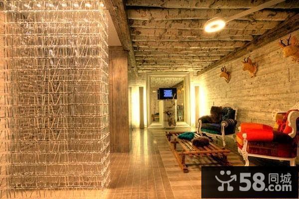 小户型客厅电视背景墙效果图