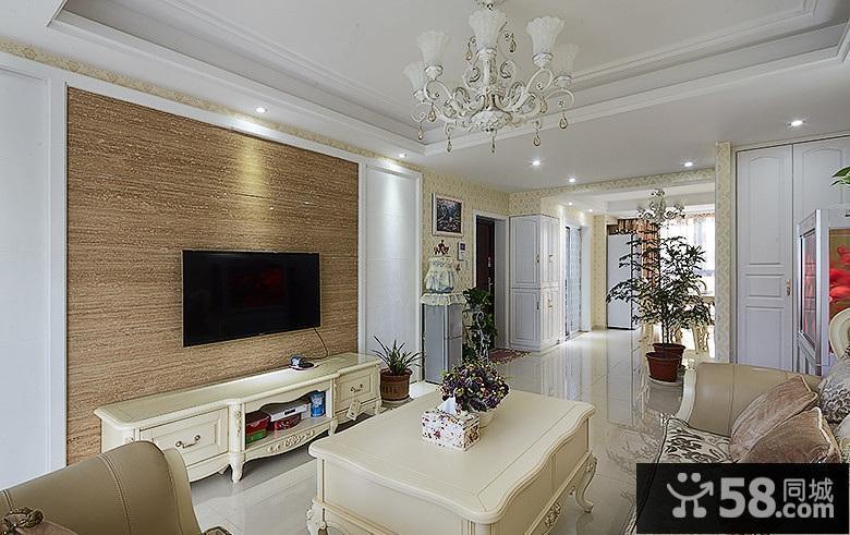 客厅简约式装修