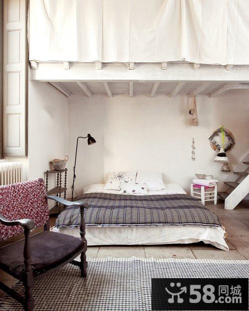 女孩卧室装修图片