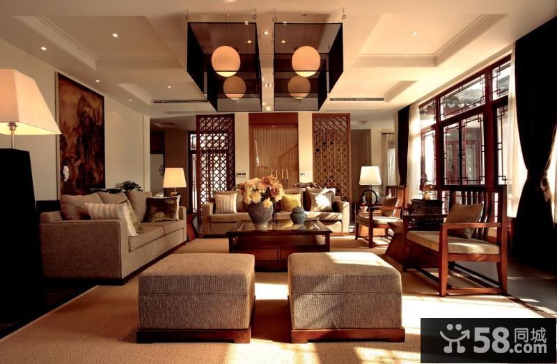 欧式小户型客厅装修