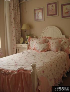 简单小空间女儿童房