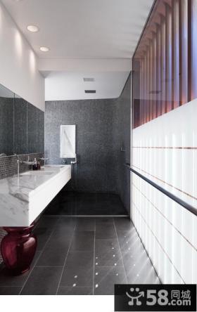 家庭装修卫生间设计图片欣赏