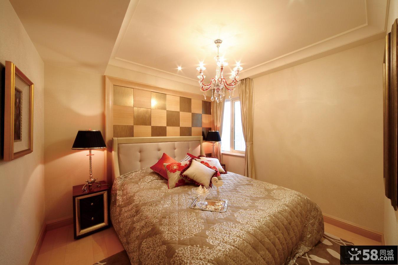 家装设计室内卧室图片欣赏