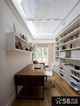 家装设计书房图片欣赏大全
