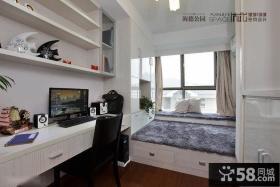 家庭书房卧室装修