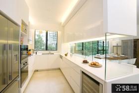 宜家厨房样板间效果图片