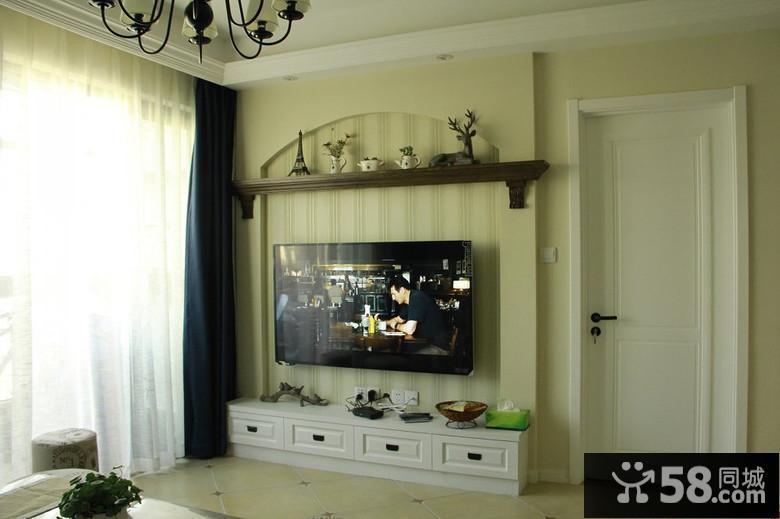 简约风格客厅装饰图片