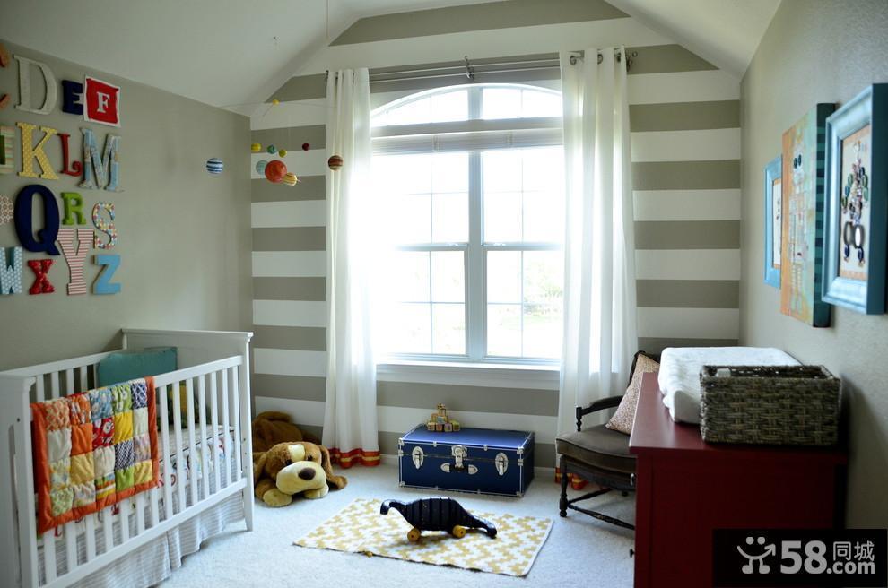 卧室简单灯图片欣赏