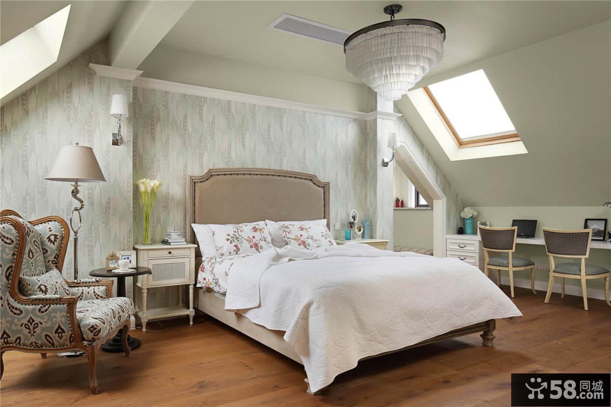 卧室灯装修图片欣赏