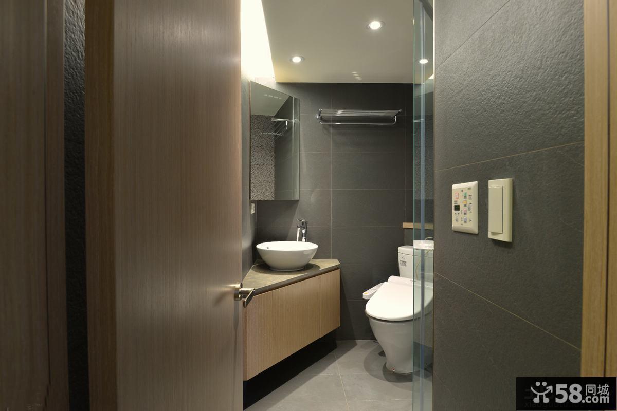 家庭装修卫生间设计效果图欣赏大全