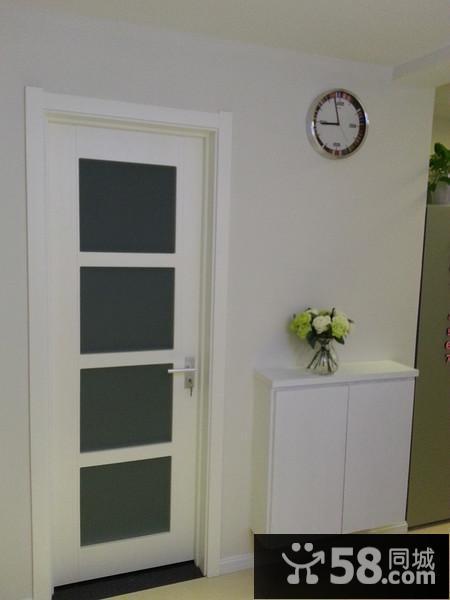 现代美式客厅装修