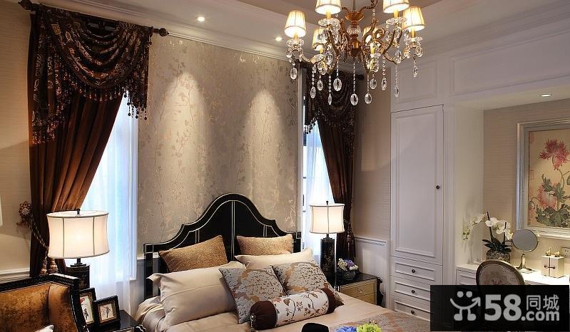 卧室温馨灯图片欣赏
