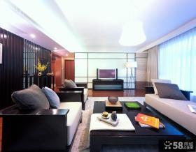 现代风格家居客厅装修效果图