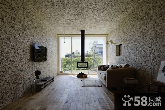 现代奢华电视背景墙效果图