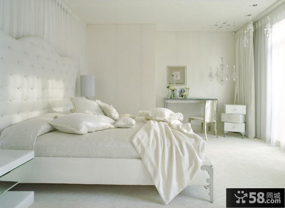 美式现代风格样板房
