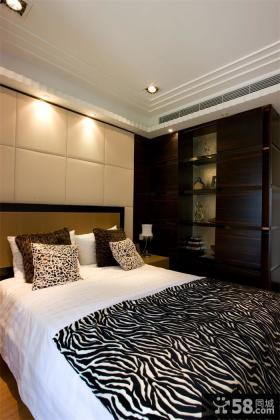 混搭风格卧室装修案例