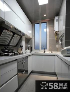 简约二居家庭小厨房装修效果图