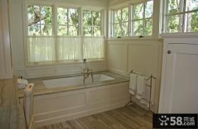经典的古典欧式的卫生间装修效果图