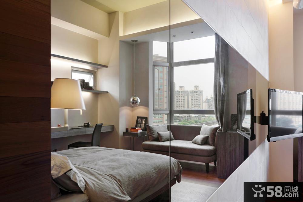 狭长卧室装修