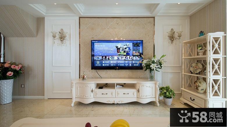 大客厅电视墙效果图