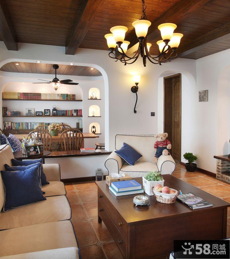 客厅和饭厅吊顶
