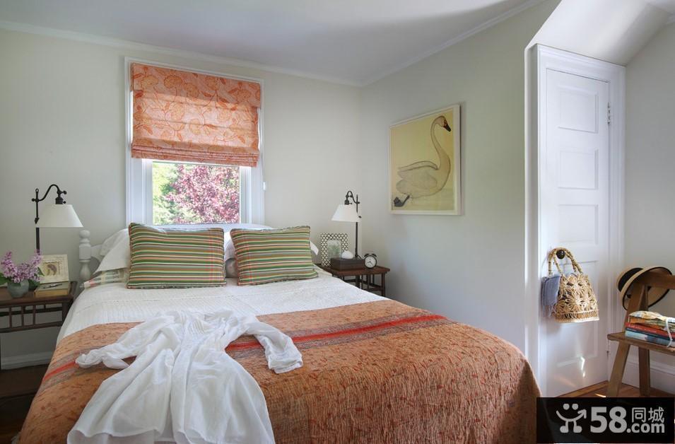 卧室装修简约风格