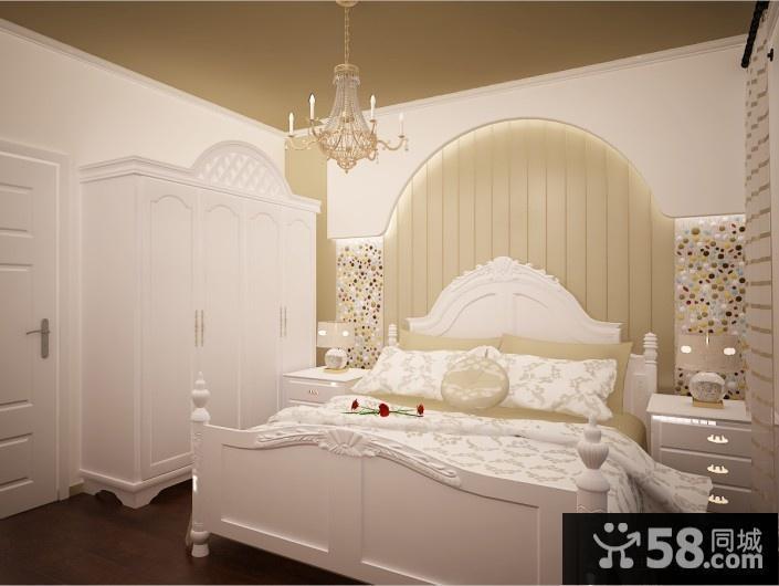 装修卧室壁纸