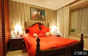 小婚房卧室装修效果图