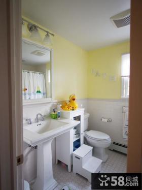 家庭卫生间简装修效果图大全