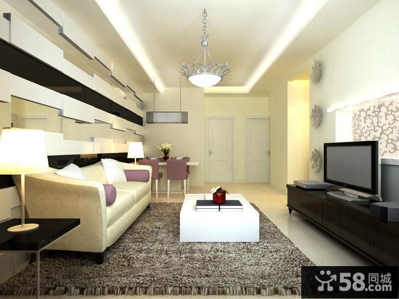 壁纸装饰卧室效果图