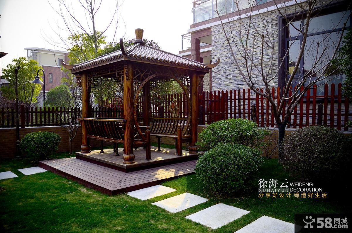 庭院花园设计效果图