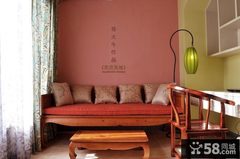 客厅装饰画现代