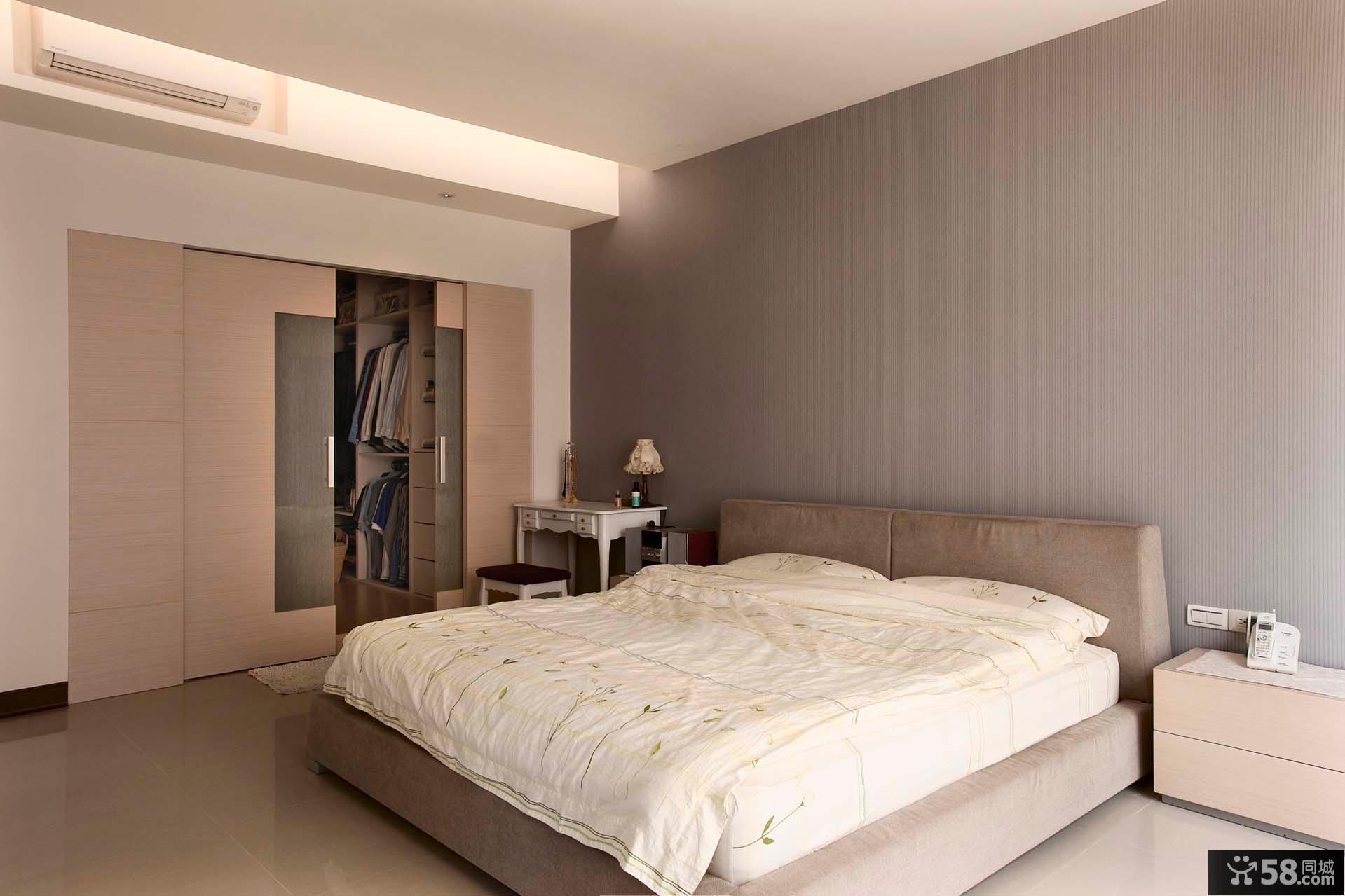 卧室装修效果图美式
