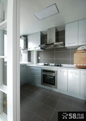 宜家室内厨房家居效果图片