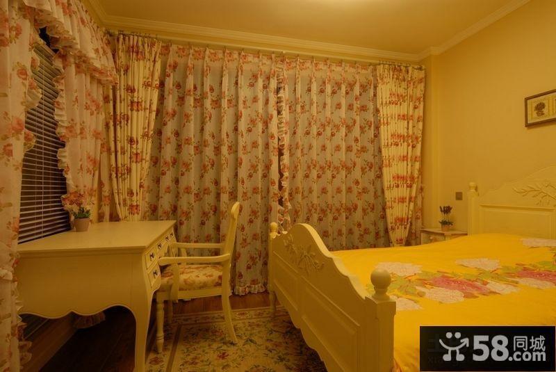 欧式客厅装修效果图卧室