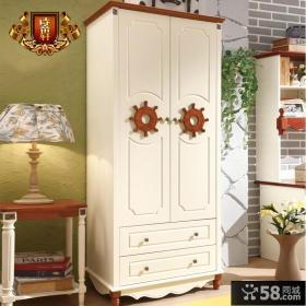 地中海风格衣柜图
