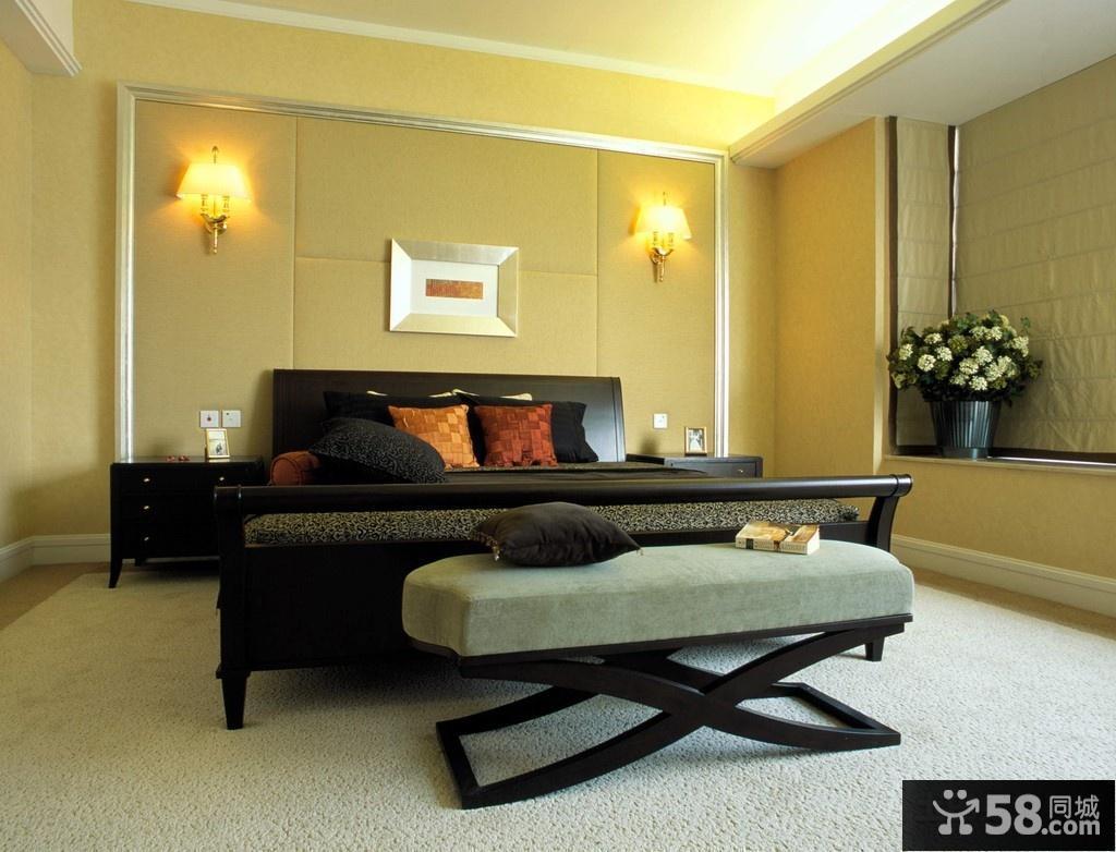 欧式简单卧室装修