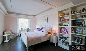 15平米欧式儿童房装修效果图欣赏