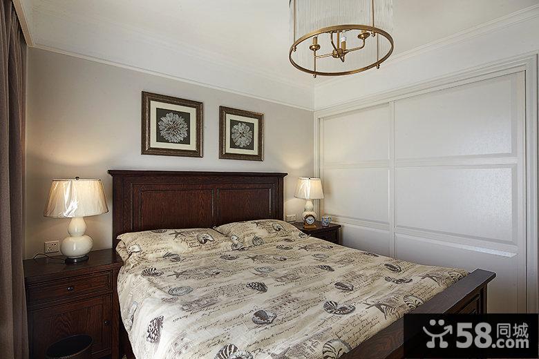 家庭装修效果图卧室