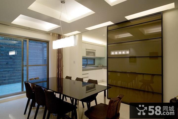 中式简约风格客厅装修