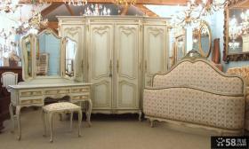 奢华法式家具效果图