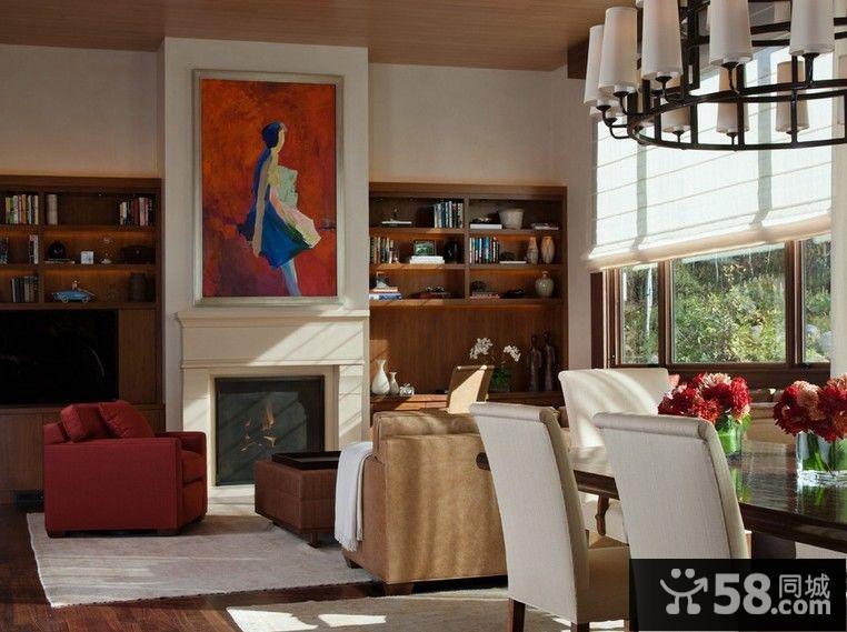 家装小餐厅装修效果图