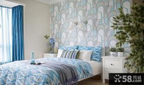 宜家风格公寓卧室设计效果图
